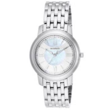 Tiffany&Co.(ティファニー) ■腕時計 Mark ユニセックス シルバー/ホワイトパール Z0046.17.10A91A00A