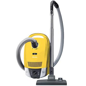 ミーレ 紙パック式掃除機 COMPACT C2 BabyCare SDAO0CY