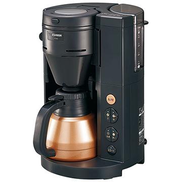 象印 全自動コーヒーメーカー ブラック EC-RS40-BA
