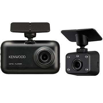 JVCケンウッド 車室内撮影対応2カメラドライブレコーダー DRV-MP740