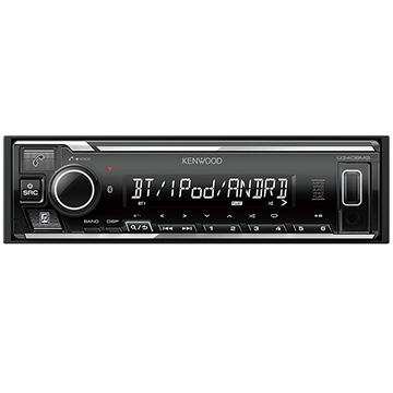 ケンウッド USB/iPod/Bluetoothレシーバー U340BMS