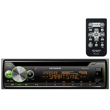 パイオニア CD/Bluetooth/USB/チューナー DSPメインユニット DEH-5500
