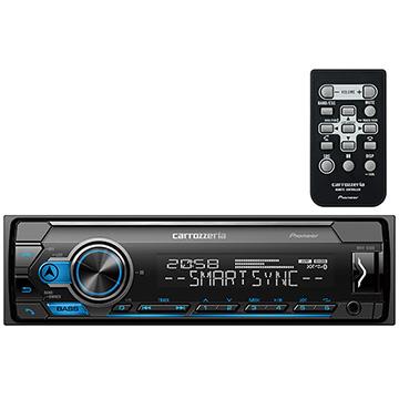 パイオニア Bluetooth/USB/チューナー DSPメインユニット MVH-5500