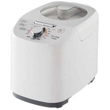 ツインバード コンパクト精米器 精米御膳 ホワイト MR-E751W