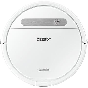 【期間限定 エントリーでP10倍】 エコバックス ECOVACS 床用ロボット掃除機 DEEBOT OZMO 610 DD4G