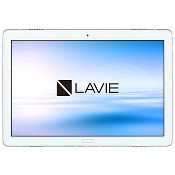 【エントリーでP10倍】 NEC LAVIE Tab E Android - TE510/JAW ホワイト PC-TE510JAW