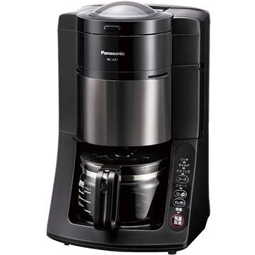 パナソニック 沸騰浄水コーヒーメーカー ブラック NC-A57-K