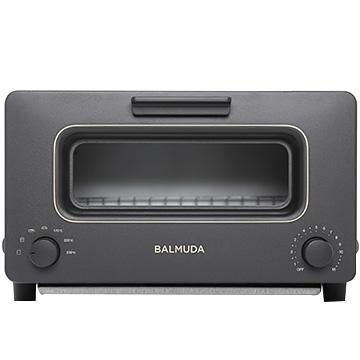 【期間限定 エントリーでP5倍】 バルミューダ 「BALMUDA The Toaster」 ザ・トースター (ブラック) K01E-KG