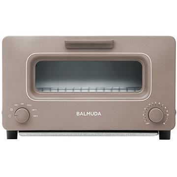 バルミューダ 「BALMUDA The Toaster」 ザ・トースター (ショコラ) K01E-CW