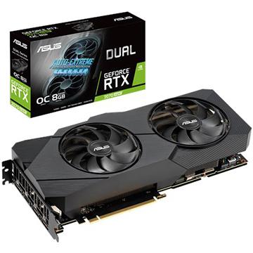 12/11 1時59分までエントリーポイント7倍 ASUS Dual GeForce(R) RTX 2070 SUPER(TM) EVO OC edition 8GB DUAL-RTX2070S-O8G-EVO