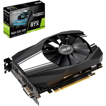 ASUS グラフィックボード NVIDIA GeForce RTX2060 6G ASU-PH-RTX2060-6G