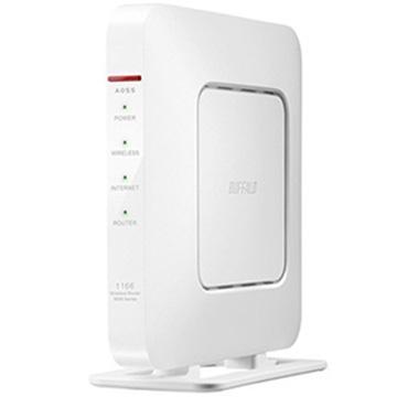 BUFFALO 無線LAN親機 11ac n a 記念日 g b ホワイト お得セット PS5メーカー動作確認済み 866+300Mbps WSR-1166DHP4-WH