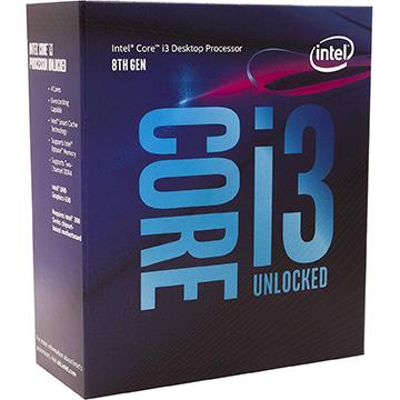intel ■MM961059 Core i3-8350K LGA1151 BX80684I38350K