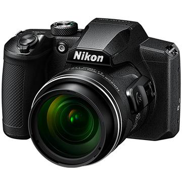 Nikon COOLPIX コンパクトデジタルカメラ B600 ブラック B600-BK