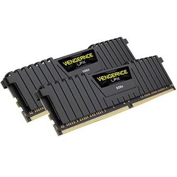 Corsair 内蔵メモリ VENGEANCE LPX PC4-28800 DDR4-3600 64GB 32GBx2枚組 デスクトップ用 CMK64GX4M2D3600C18