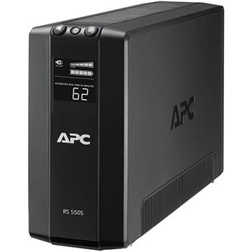 シュナイダー 無停電電源装置(正弦波出力) APC RS 550 無償保証期間:2年間 BR550S-JP-E