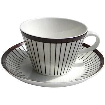 GUSTAFSBERG(グスタフスベリ) RIBB コーヒーカップ&ソーサー