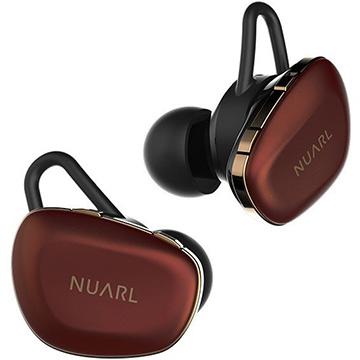 エム・ティ・アイ NUARL N6PRO 完全ワイヤレスイヤフォン レッドカッパー N6Pro-RC