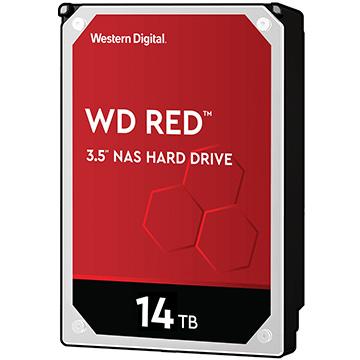 WESTERNDIGITAL ■Red シリーズ 3.5インチ 内蔵 HDD 14TB 5400rpm WD140EFFX