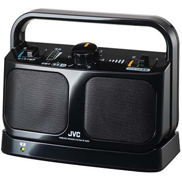 JVCケンウッド テレビ用ワイヤレススピーカー ブラック SP-A850-B