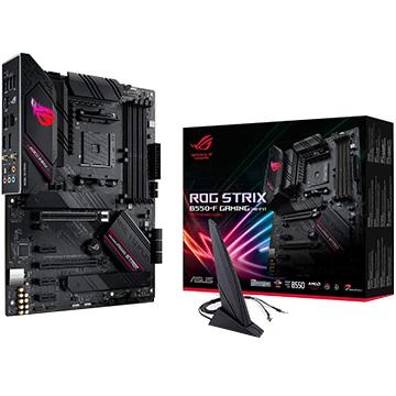 ASUS マザーボード AMD B550搭載 ATX ROGSTRIX GAMING 最新号掲載アイテム B550-F WIFI G RS WI-FI 爆買いセール