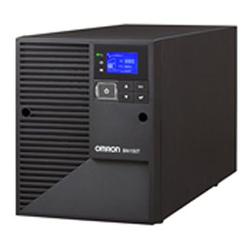 【10/10 カードエントリーでP8倍】 オムロン ソーシアルソリューションズ UPS ラインインタラクティブ/1KVA/900W/据置型 BN100T