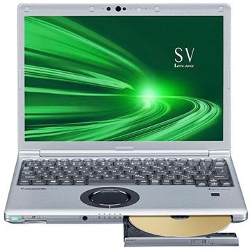 最新エルメス Panasonic Let's Let's CF-SV9ADMQR note SV9 (Core i5-8200Y/SSD256GB/W10Pro64 Panasonic/12.1WUXGA/ブラック&シルバー/OFHB2019) CF-SV9ADMQR, ネックレス指輪 Ladies Present EJ:a503dda6 --- themezbazar.com
