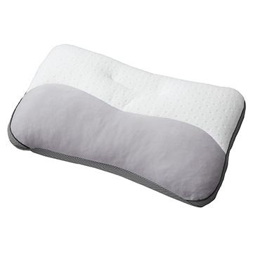 西川 ■Doctor Sleep まくら 高さ調節 激安 仰向き寝 ウエ楽 グレー 243558178730 55×42×5cm 即納送料無料!