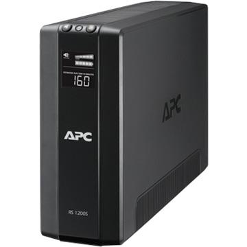 SchneiderElectricJapan 通販 激安◆ RS 1200VA Sinewave 日時指定 100V BR1200S-JP Backup Battery