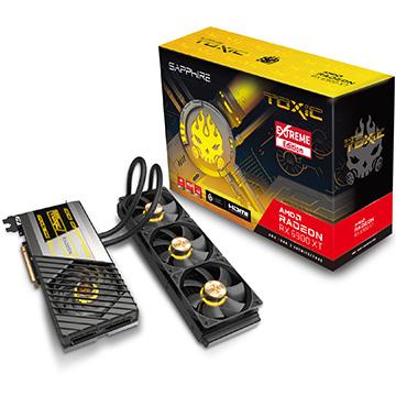 SAPPHIRE グラフィックボード TOXIC 新作販売 Radeon RX 6900 XT GAMING EDITION 16GB SAP-TOXICRX6900XT16GB OC 爆安プライス EXTREME