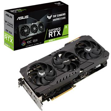 ASUS 定価の67%OFF グラフィックカード NVIDIA RTX3080Ti搭載 TUF-RTX3080TI-O12G-GAMING TUFシリーズ 送料無料激安祭 オーバークロック 12GB