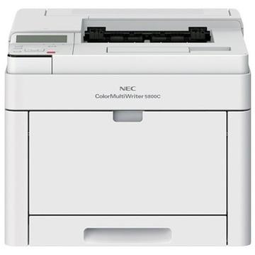 NEC A4カラーページプリンタ Color MultiWriter 5800C PR-L5800C