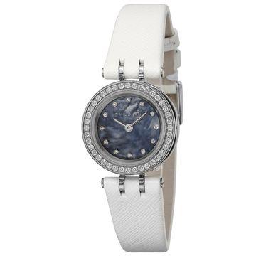 BVLGARI(ブルガリ) ■腕時計 NEWBzero1 レディース ブルーパール BZ23BSDL/12