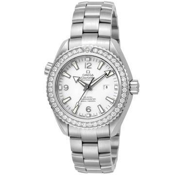 OMEGA(オメガ) ■腕時計 シーマスタープラネットオーシャン レディース ホワイト 232.15.38.20.04.001