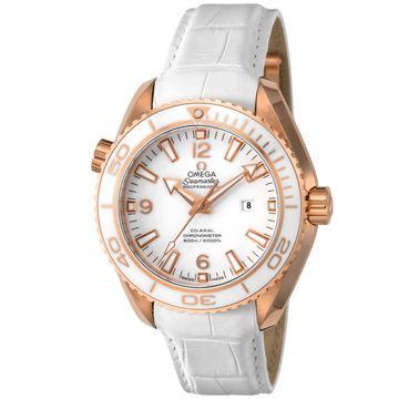 OMEGA(オメガ) ■腕時計 シーマスタープラネットオーシャン レディース ホワイト 232.63.38.20.04.001
