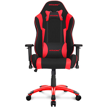AKRacing ■ゲーミングチェア Wolf Gaming Chair (赤) WOLF-赤