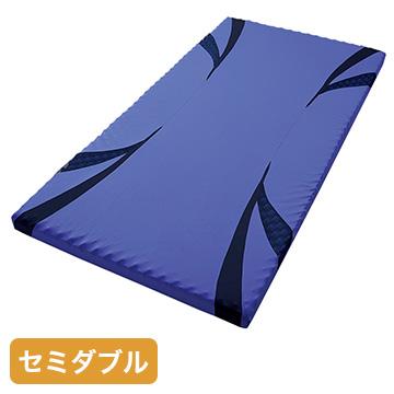 nishikawa ■AiR マットレス ブルー 高反発 厚み8cm セミダブル HC19551632