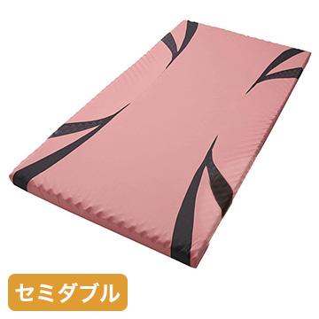 nishikawa ■AiR マットレス ピンク 高反発 厚み8cm セミダブル HC19551622