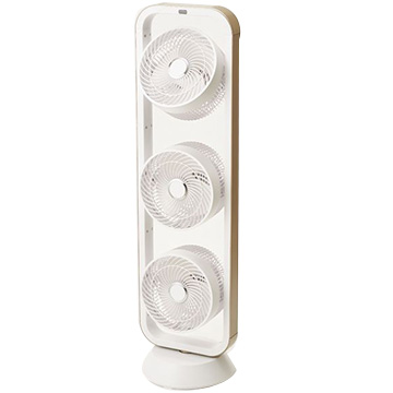 アルコレ 3連マルチファン サーキュレーター ホワイト W 安い 激安 プチプラ 高品質 本店 ALF-3001