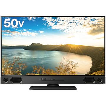 三菱電機 新4K衛星放送チューナー内蔵 50V型4K対応録画液晶テレビ REAL LCD-A50RA1000