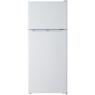 【期間限定 エントリーでP5倍】 ハイアール 2ドア冷蔵庫 130L 直冷式 ホワイト【配送のみ設置無し 軒先渡し】 JR-N130A-W
