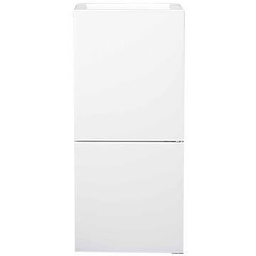 【期間限定 エントリーでP5倍】 ツインバード 2ドア 冷凍冷蔵庫 110L ホワイト HR-E911W