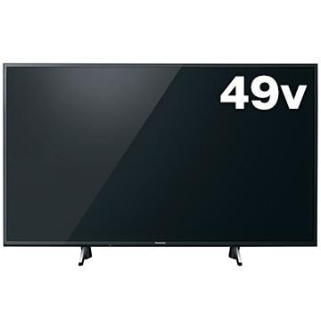 パナソニック 新4K衛星放送チューナー内蔵 49型液晶TV ビエラ GX750シリーズ TH-49GX750