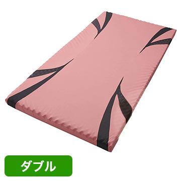 nishikawa ■AiR マットレス ピンク 高反発 厚み8cm ダブル HC29701623