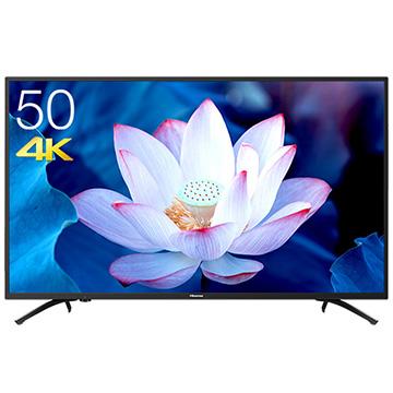 Hisense 50V型4K対応液晶TV F68Eシリーズ 50F68E