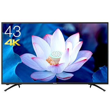 Hisense 43V型4K対応液晶TV F68Eシリーズ 43F68E