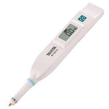 タニタ 電子塩分計 しおみくんデラックス ホワイト SO-304-WH
