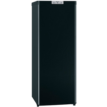 【期間限定 エントリーでP5倍】 三菱電機 1ドア冷凍庫(144L) サファイアブラック(右開き)【大型商品(設置工事可)】 MF-U14D-B