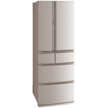 【枚数限定クーポン発行中!】 三菱電機 6ドア冷蔵庫(462L)RXシリーズ フローラル スマート大容量【大型商品(設置工事可)】 MR-RX46E-F