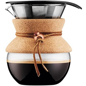 プアオーバー ドリップ式 コーヒーメーカー 0.5L